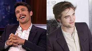 Video of James Franco Talking About Singing With Robert Pattinson