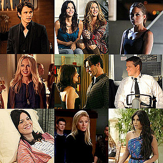 Pictures of Jennifer Aniston, Matt Damon, and Gwyneth Paltrow Guest Starring on TV Shows