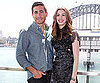 Slide Picture of Jake Gyllenhaal and Anne Hathaway Promoting Love and Other Drugs in Australia