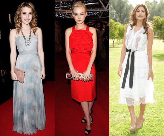Best Dressed Celebrities of the Weekend