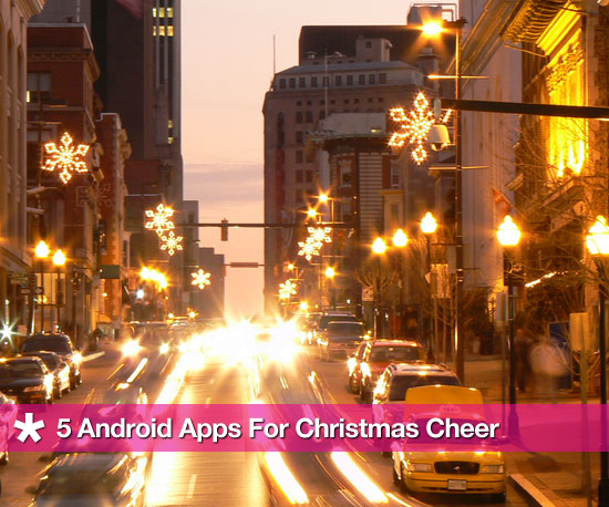 Android Apps For Christmas