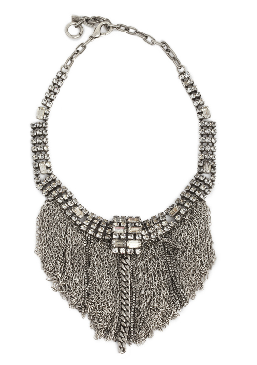 DANNIJO Caprina Necklace ($870)