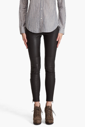 Current/Elliott The Pull-Up Zip Legging ($790)