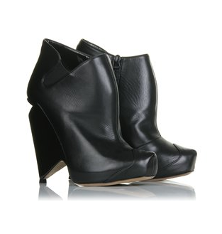 Nicholas Kirkwood Cut-Out Booties ($927)