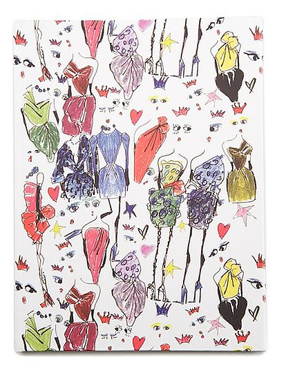 Lanvin Dresses Notebook ($45)