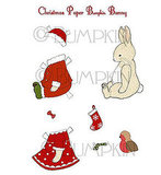 Dress Up Christmas Bumpkin Bunny