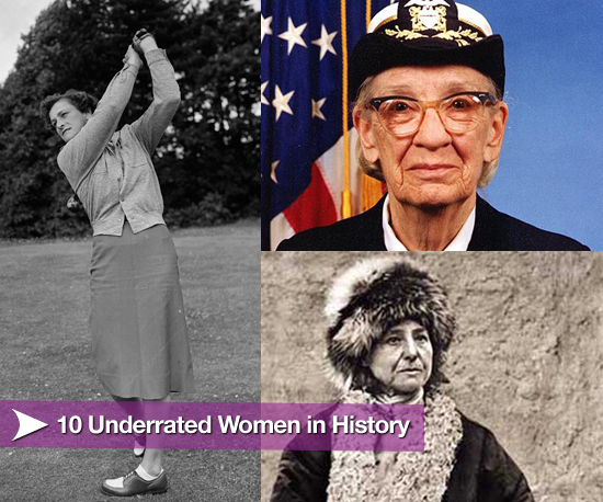 Underrated Women in History