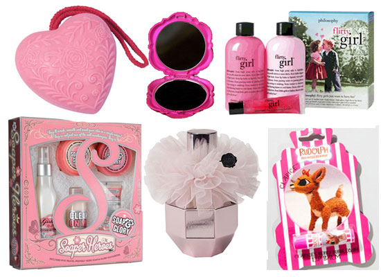 Bella's Xmas Gift Guide: Gorgeous Gifts for the Girly Girl!