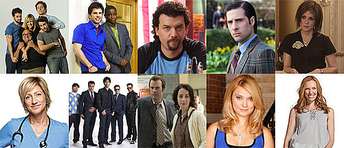 Best Cable Comedies of 2010