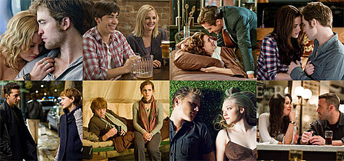 Best Movie Romances of 2010