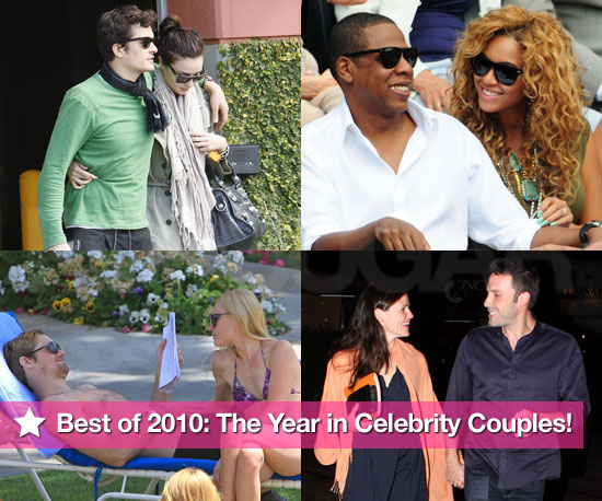 Best of 2010: The Year's Most Adorable Celebrity Couples