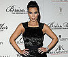 Slide Picture of Kim Kardashian at the Launch Party For Her Watch Collection in NYC