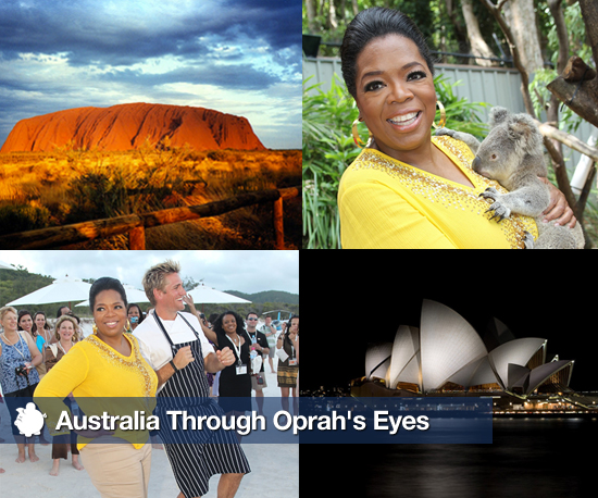 Australia Through Oprah's Eyes