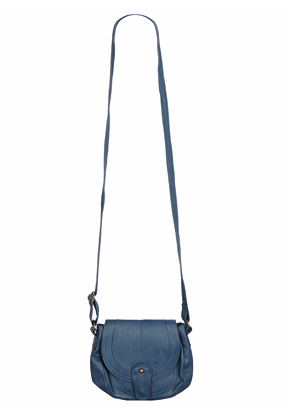 Forever 21 Leatherette Shoulder Bag ($15)