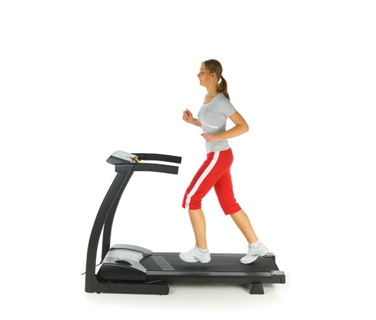 Burn It Up on the Treadmill