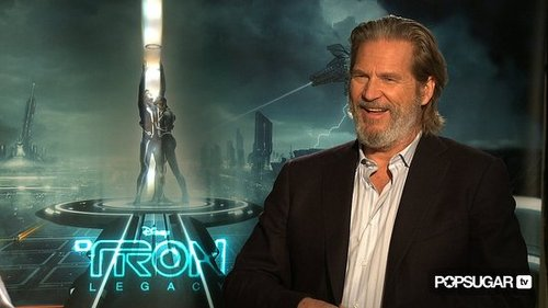 Jeff Bridges on the Making of Tron Legacy
