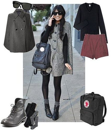 Fall/Winter Street Style Look from Annabel Ly