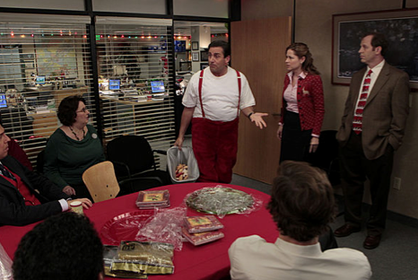 The Office Christmas Recap