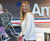 Cameron Diaz Departs Out of LAX