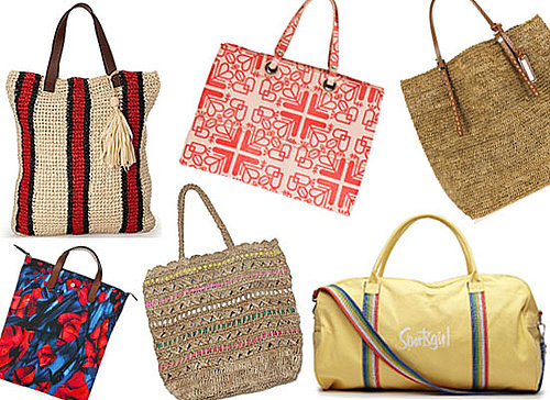 Bag A Beach Tote That'll Set You Apart From The Pack! Including Michael Kors, Oroton and Sportsgirl