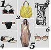 What to Pack For Sunny Holiday 2011 Resort Escape