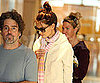 Slide Picture of Katie Holmes at the Gym in LA