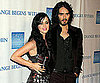 Slide Picture of Katy Perry and Russell Brand Together at a Charity Event in NYC