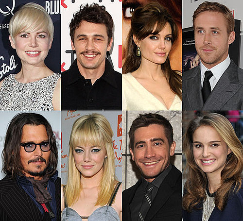 Pop Poll: Which 2011 Golden Globe Nominee Are You Most Excited About?
