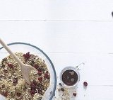 Cranberry Granola