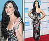 Photos of Katy Perry in a Long Issa Dress 2010-12-14 11:20:23