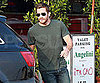 Slide Picture of Jake Gyllenhaal at Lunch in LA