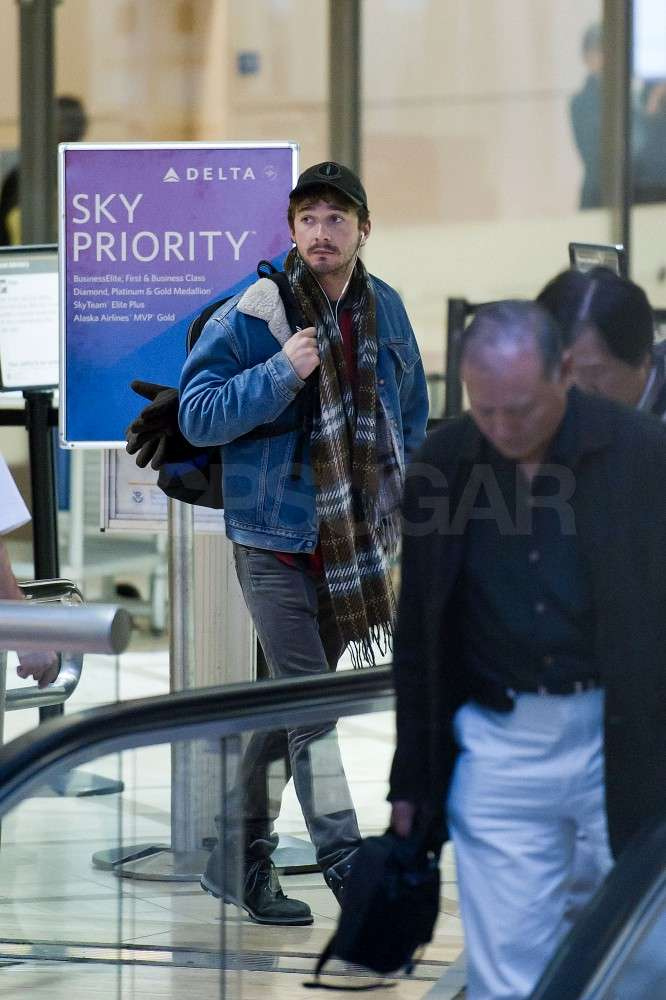 Shia LaBeouf Brings Back His Sexy Scruff