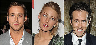 Blake Faces the Rumor Mill Over Two Super-Hot Ryans — Lucky Girl or Must Be Hard?