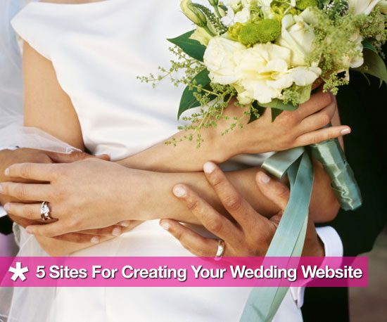 Create Your Wedding Website