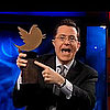 Stephen Colbert Wins First Golden Tweet Award