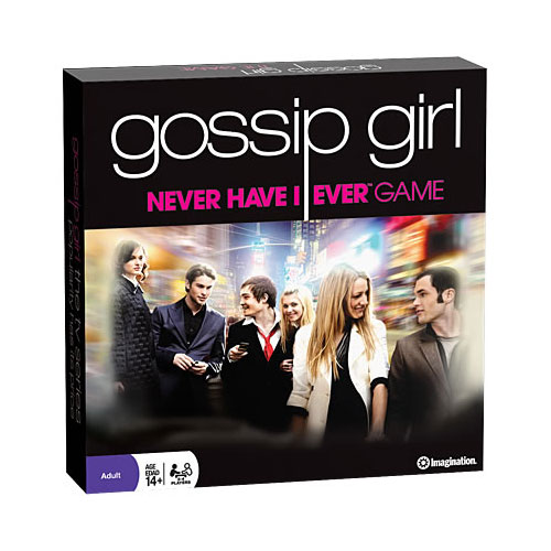 "Gossip Girl ""Never Have I Ever"" Game (approx $20)"