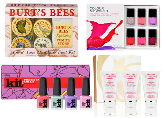 Bella's Xmas Gift Guide: Cute Nail Sets for Every Age!