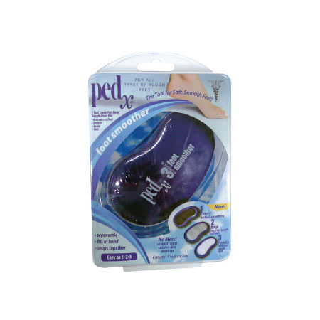 Ped X Foot Smoother ($14.95)