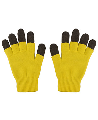 Forever 21 Double Layer Gloves ($3)