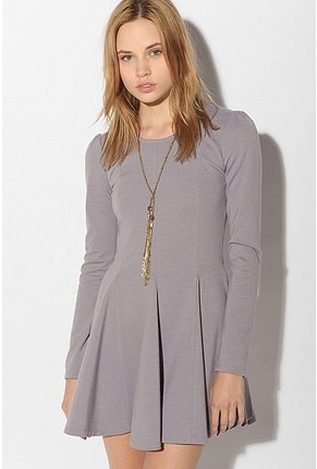 KNT by Kova & T Ponte Violet Dress ($79)