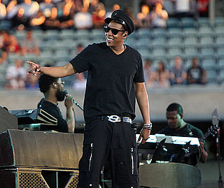 Pictures of Jay-Z Opening For U2 in Perth