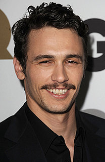 James Franco Talks About Hosting the Oscars