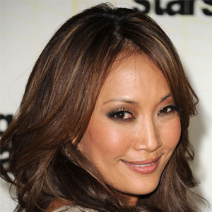 Carrie Ann Inaba Shares Her Holiday Makeup Tips