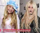 Taylor Momsen's Hair and Makeup Changes
