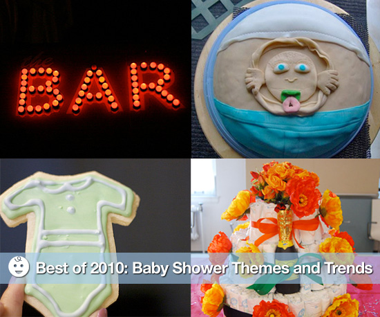 Baby Shower Trends For 2010