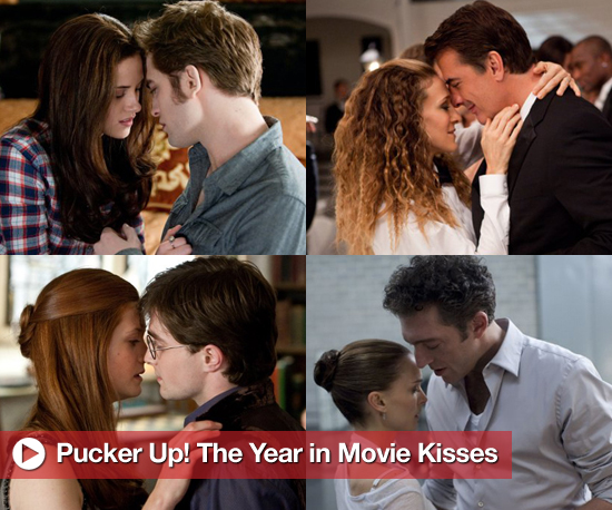 Pucker Up! The Year in Movie Kisses