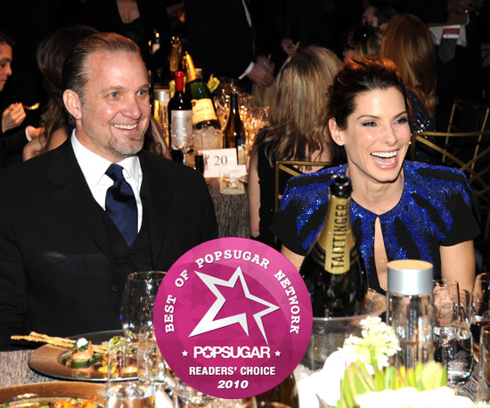 Most Shocking Breakup: Sandra Bullock and Jesse James