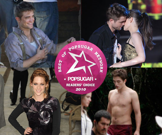 Robert Pattinson, Kristen Stewart, and Twilight Win Best of 2010 Celebrity Polls
