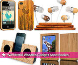 Wooden Accessories For iPod, iPad 2010-12-26 02:00:28