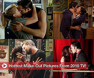 Best TV Kisses of 2010